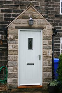 Timber Doors Chiswick